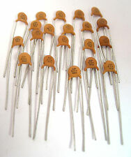 68pF 1000V Ceramic Disc Capacitors: Vintage Equipment, Etc: 20/PK: Great Price