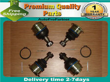 4 FRONT UPPER LOWER BALL JOINT TOYOTA TACOMA 05-13