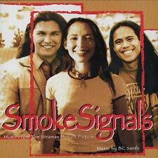 Smoke Signals: Music From The Miramax Motion Picture Smith, B. C. Audio CD