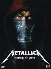 Metallica - Through the Never - DVD - SIGILLATO