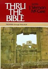 TTB Through The Bible w J Vernon McGee: :) Vol: 3  Proverbs Through Malachi HCDJ