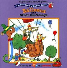 Balloons And Other Fun Things Lowly Worms How Where Why Book#3 (Lowly -ExLibrary