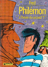 FRED. Philémon à l'Heure du second T. Dargaud 1975 EO