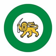 Rhodesia Air force Roundel Sticker