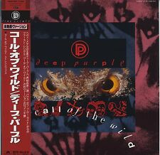 "Deep Purple - Call Of The Wild 12"" JAPAN 45 with OBI"