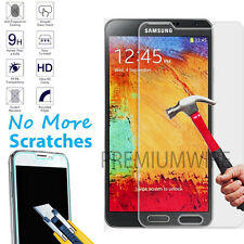 Real Premium Tempered Glass Screen Protector For Samsung Galaxy Note 2 N7100