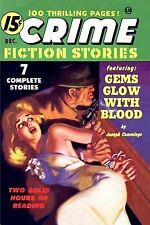 Crime Fiction Stories : December 1950 by Clive Criswell, Frank Ward, Charles...