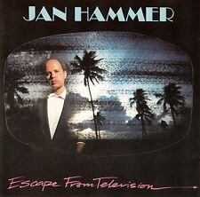 JAN HAMMER : ESCAPE FROM TELEVISION / CD (MCA RECORDS 255093-2)