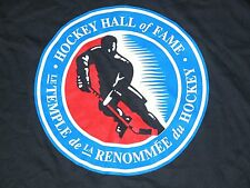 NWOT CANADA Hockey Hall of Fame Le Temple De La Renommee T Shirt Mens L