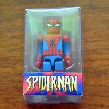 Mini Figure Classic Spider-Man AS IS in case Nice quality!