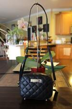 NWT  DKNY Quilted Leather Chain Camera  lamb nappa bag (pu600
