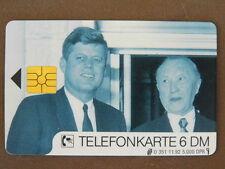 O 351 11.92 MINT Ongebruikt Duitsland  JOHN F. KENNEDY   opl 5000