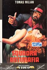 Squadra antimafia (1978) VHS Mondadori Video 1a Ed.  - Unica in VHS in eBay