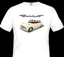 ISUZU  BELLETT  1500  SEDAN   WHITE   TSHIRT        MEN'S LADIES KID'S SIZES