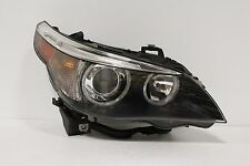04 05 BMW E60 530 545 M5 BI XENON ADAPTIVE HEADLIGHT RIGHT PASSENGER SIDE OEM