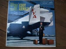 ~ 1958 Have Guitar will Travel - Eddy Arnold - New York Airlines - Mono LP
