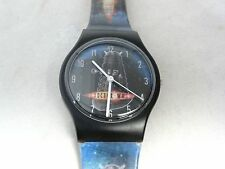 BBC Doctor Who Plastic Band Watch