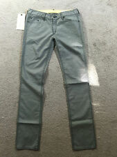 NEW W/ TAG WOMEN'S RAG AND & BONE HOUNDSTOOTH STRAIGHT LEG  JEANS 30