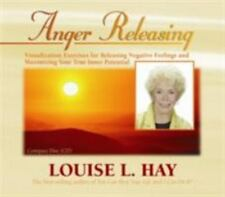 Anger Releasing by Louise L. Hay (2004, CD, Unabridged)