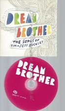 CD--DREAM BROTHER--THE SONGS OF TIM & JEFF BUCKLEY--CARDSLEEVE--PROMO