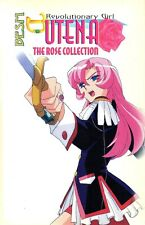 UTENA-THE ROSE COLLECTION-Revolutionary Girl-Role Playing Guide-Book #1-rare