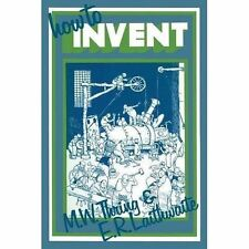 Good, How to Invent, Thring, M.W., Book