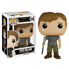 "THE HUNGER GAMES PEETA MELLARK 3.75"" FIGURINE POP EN VINYLE TV NOUVEAU FUNKO"