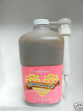 64oz W/ PUMP SUN WORSHIPER 100X BRONZER TANNING BED LOTION BROWN SUGAR TAN INC