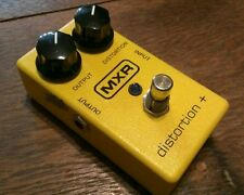 MXR Distortion + Guitar Effects Pedal