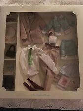 Barbie-Ken RARE Silkstone New England Escape Wardrobe- Accessories MIB PERFECT