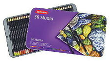 Derwent Studio Lápices 36 Tin