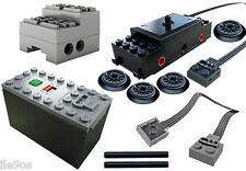 Lego Power Functions TRAIN Set with SBRICK  (motor,receiver,cable,battery,box)