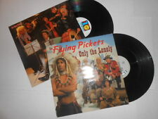 """The Flying Pickets U.K Import 12"""" Record Single Lot, Only the Lonely, Who's That"""