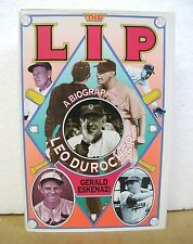 The Lip - A Biography of Leo Durocher by Gerald Eskenazi 1993 HB/DJ First