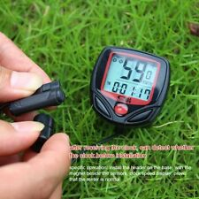 Bicycle Code Table Mountain Bike Ride Speedometer Odometer Sporting Accessories
