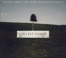 Six Feet Under [TV Soundtrack] (BRAND NW CD) Peggy Lee, Beta Band, Devlins GREAT