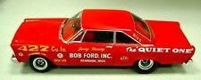 Jerry Harvey BOB FORD 1965 Galaxie 1/64th Slot Car Waterslide Decals Drag NHRA