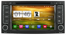 AUTORADIO DVD/GPS/NAVI/BT/DAB*/ANDROID 4.4.4 Player VW TOUAREG/T5 MULTIVAN M042