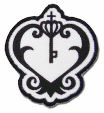Patch - Black Butler - New Sebastian Watch Inside Emblem Iron On hot anime