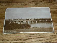Saskatoon General View Saskatoon Saskatchewan Postcard