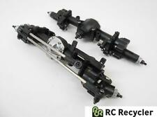 Junfac Gmade R1 Front Rear Portal Axle Set GM51100 Rock Crawler
