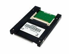 "Replace laptop 2.5"" IDE HD with DIY Compact Flash Memory, CF Solid State Drive"