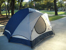 SWISS GEAR TENT MODEL-36211 9×8 EXCELLENT 3 PERSON CAMPING TENT