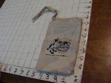 Vintage HACKY SACK item: HACKY SACK LEATHER BAG for holding balls, WFA as shown