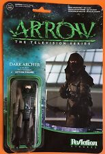 ReAction Arrow Telivision Series Dark Archer Action Figure by Funko New