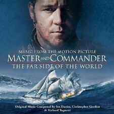 MASTER AND COMMANDER SOUNDTRACK CD NEUWARE