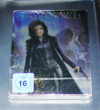 UNDERWORLD AWAKENING MIT KATE BECKINSALE STEELBOOK EDITION  BLU RAY NEU & OVP