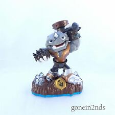 Skylanders Swap Force RUBBLE ROUSER SWAPPABLE (Earth) Trap Team & Superchargers