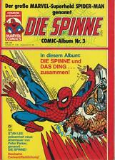 Die Spinne - Comic Album 3 (Z1-2/2, Sz), Condor