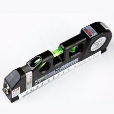 Exact Multipurpose Laser Level Lever Horizontal Vertical Beam Of Light Roulette